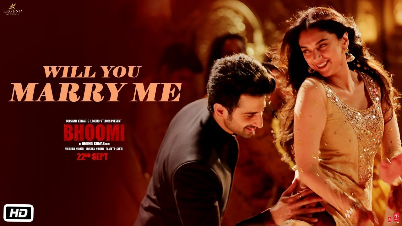 will you marry me from bhoomi hit ya flop movie world