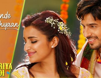 Dhoonde Akhiyaan Video Song & Lyrics from Jabariya Jodi