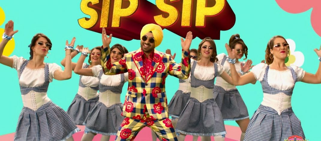 Sip Sip Video Song from Arjun Patiala