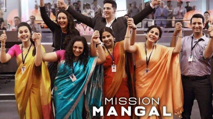 Mission Mangal Box Office