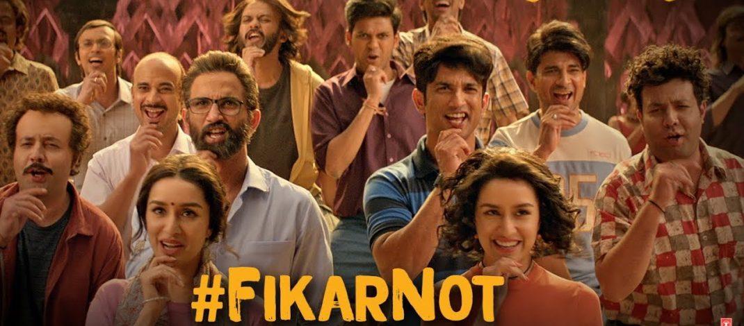 Fikar Not Video Song from Chhichore