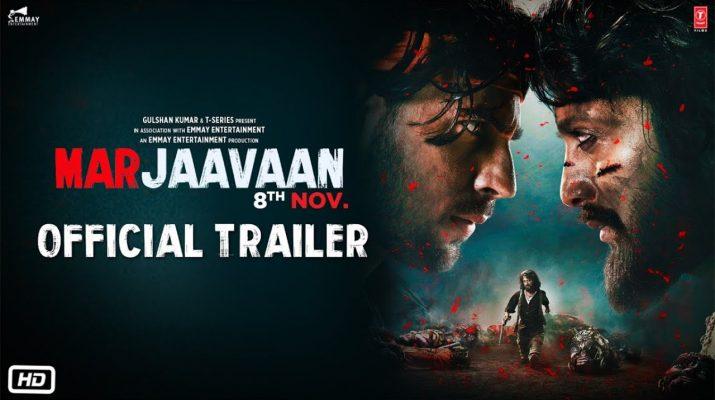 Marjaavaan_Trailer