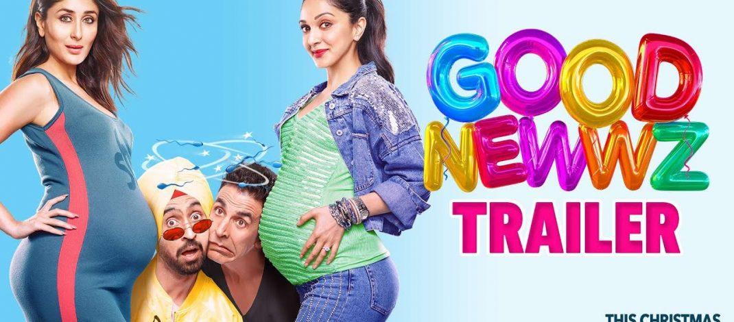 Good Newwz Official Trailer