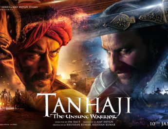 Tanhaji: The Unsung Warrior Movie Review & Rating