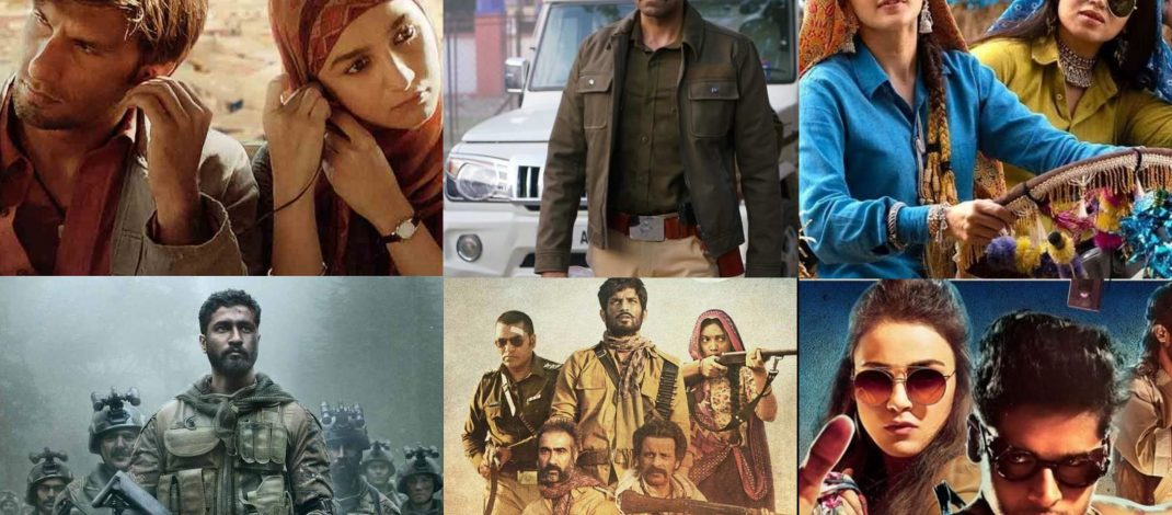 65th Filmfare Awards Complete List of Winners and Nominations