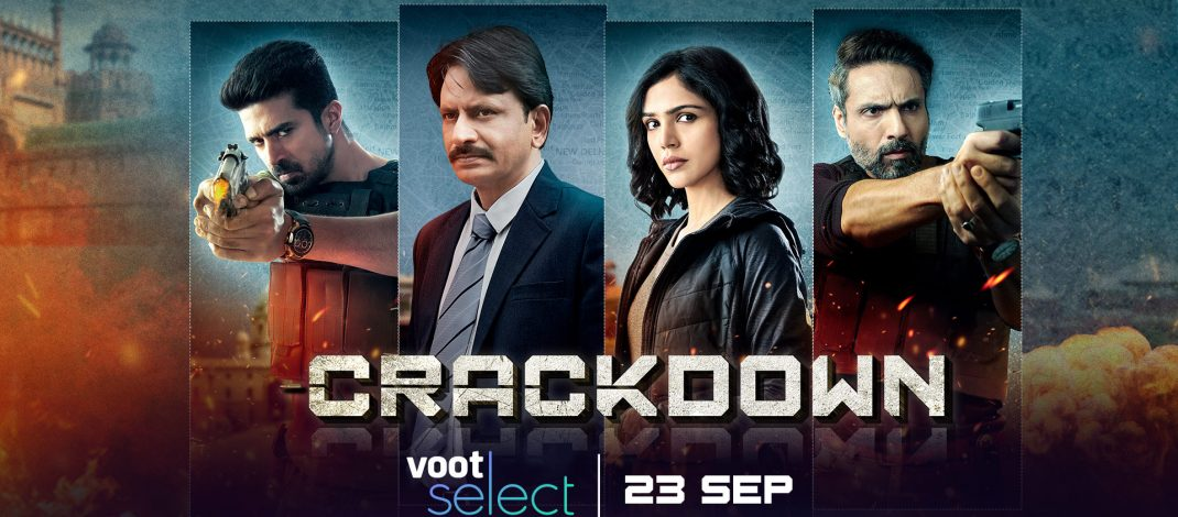 Crackdown Web Series Rating