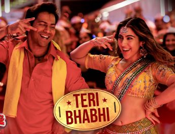 Teri Bhabhi Video Song from Coolie No.1