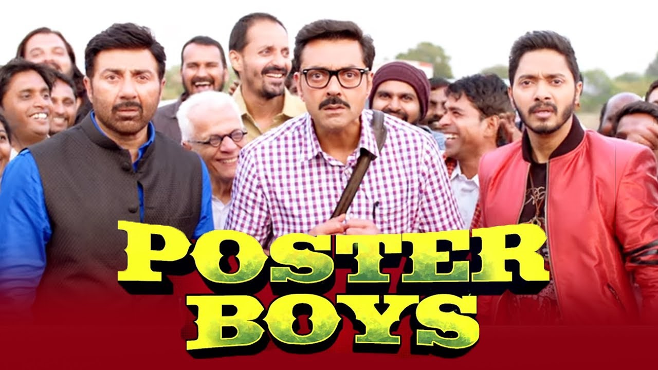 Poster Boys First Weekend Collection - Hit ya Flop Movie world