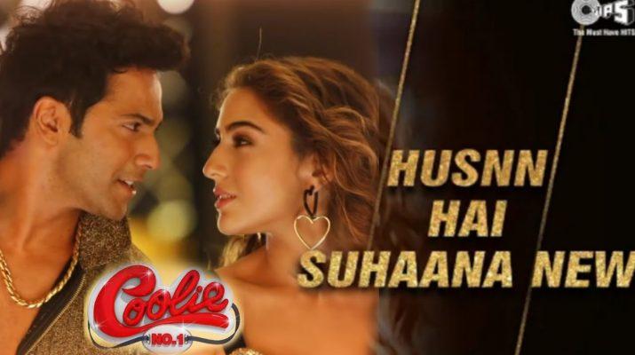 Husnn Hai Suhaana - Coolie No.1