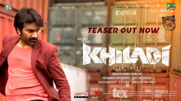 Khiladi​​ Movie Teaser
