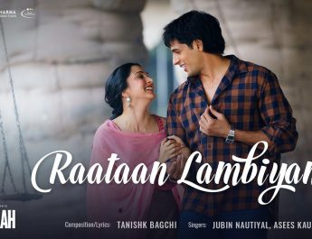Raataan Lambiyan Video Song from Shershaah   Sony Music India
