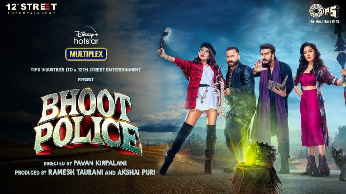 bhoot-police-review